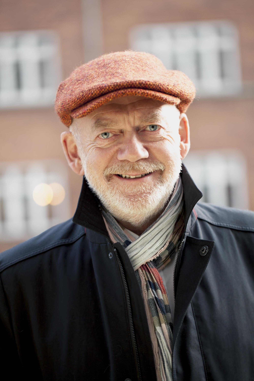 Ove Gaardboe portræt